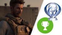 CoD Modern Warfare: Alle Trophäen und Erfolge - Leitfaden für 100%