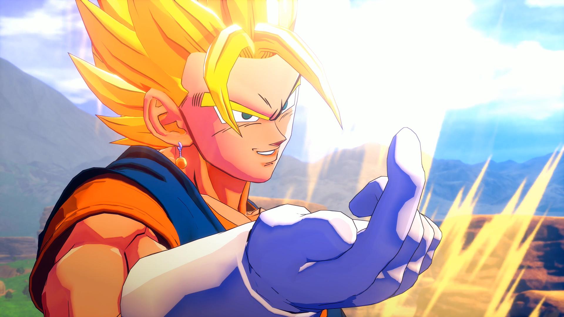 Dragon Ball Z Kakarot So Viel Rollenspiel Steckt Drin