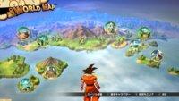 Dragon Ball Z: Kakarot – World Map zeigt die vielen Schauplätze des Spiels
