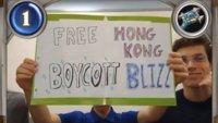 Blizzard sperrt drei weitere Hearthstone-Spieler für die Untersützung der Hong Kong-Proteste