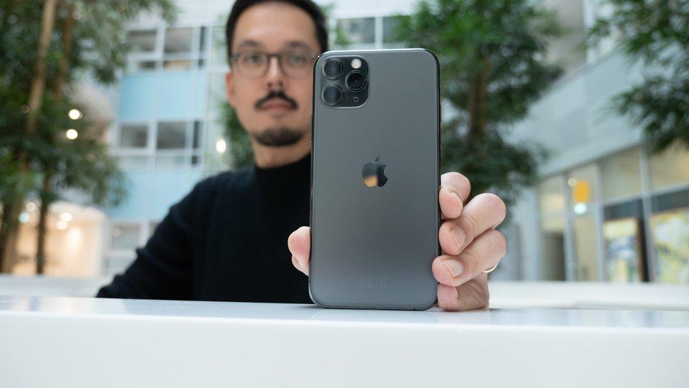 iPhone 11 Pro im Test: Der Unterschied zwischen Brauchen und Wollen