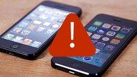 3. November legt iPhones lahm: Was Besitzer eines älteren Apple-Smartphones jetzt tun müssen