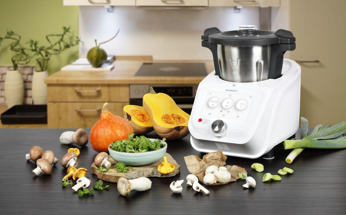 Thermomix-Alternative für Sparfüchse: Küchenmaschine von ...