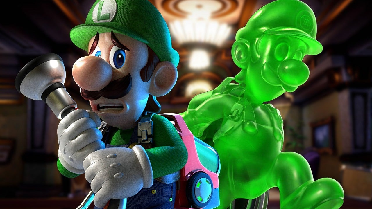 Luigi's Mansion 3 für Nintendo Switch