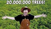 Gaming-YouTuber pflanzt für jeden Kill 10 Bäume – und Elon Musk macht auch mit