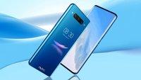 Doppelt hält besser: Verrücktes China-Handy will Deutschland erobern