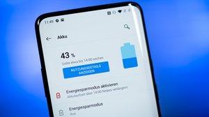 OnePlus 8T Pro: Monster-Akku für nächstes Flaggschiff-Handy geplant