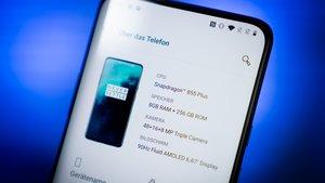 OnePlus 8: Neues Top-Handy bricht jetzt schon Rekorde