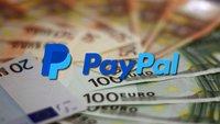 PayPal mit giropay sofort aufladen – so geht's