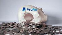 """PayPal: Sofortüberweisung aufs Bankkonto mit """"Instant Transfer"""""""