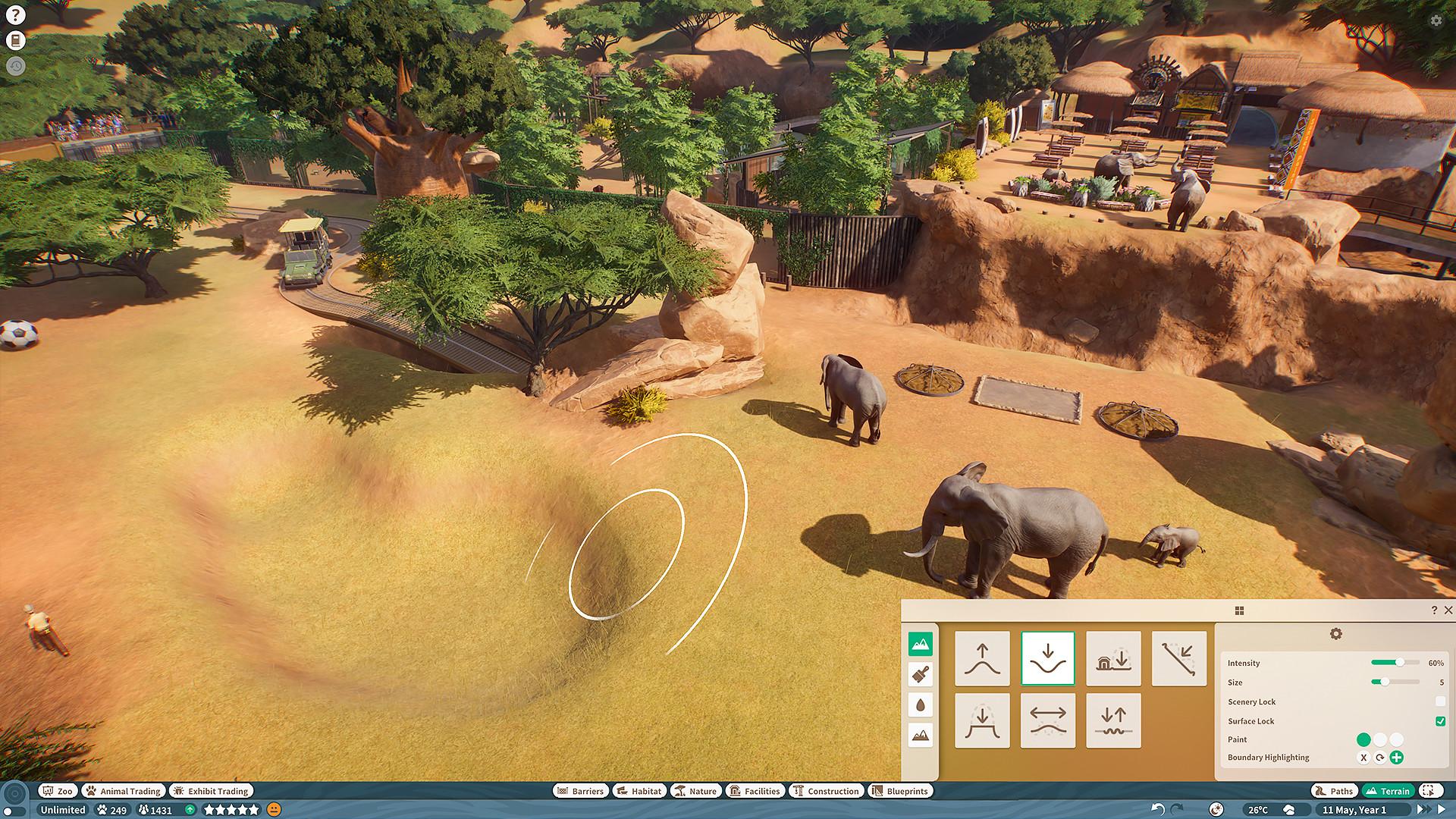 zoo spiel
