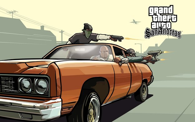 Typ spielt GTA San Andreas einfach mal in unter 30 Minuten durch