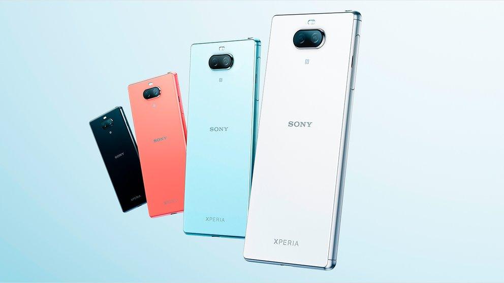 Sony überrascht: Mit diesem Xperia-Handy haben wir nicht gerechnet