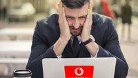 Vodafone-Störung aktuell: Internet- und Festnetz-Probleme – Lösung