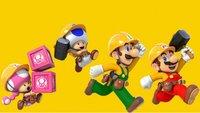 Super Mario Maker 2: So könnt ihr mit euren Freunden im Online-Multiplayer zocken