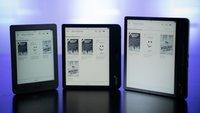 Tolino Vision 5, Shine 3, Epos 2 und Page 2 im Vergleich: Unterschiede der neuen E-Book-Reader