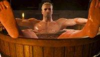 The Witcher: Neuer Trailer zur Netflix-Serie zeigt Geralt in der Badewanne