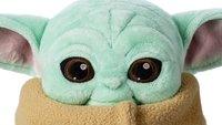 Baby Yoda-Kuscheltier: Hier bekommt ihr das neue Merchandise
