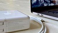 MacBooks laden nicht am Netzteil: Das sagt Apple zum Problem