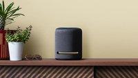 Satter Sound fürs Wohnzimmer: Amazon reduziert WLAN-Lautsprecher
