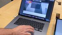 MacBook Pro macht Geräusche: So leise tippt es sich auf dem Apple-Notebook