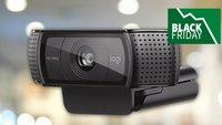 Logitech C920 HD Pro am Black Friday zum Bestpreis: HD-Webcam für den Mac und PC im Angebot