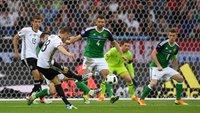 Fußball heute: Deutschland – Nordirland im Live-Stream und TV (EM-Qualifikation)