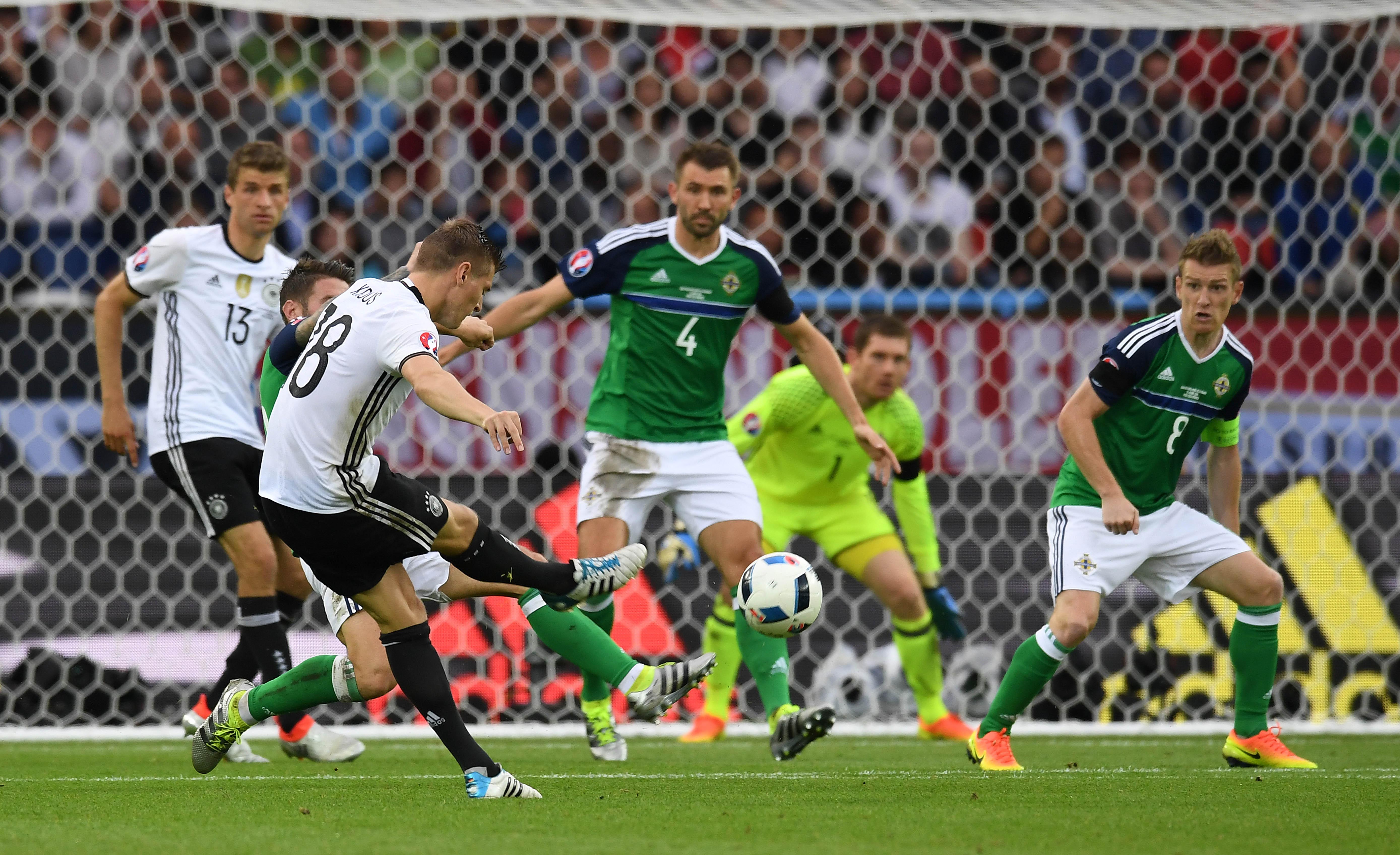 Fussball Heute Deutschland Nordirland Im Live Stream Und