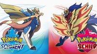 Pokémon Schwert & Schild: Spielstand löschen und neues Spiel starten