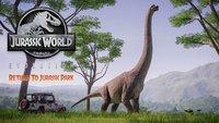 Jurassic World Evolution: Neues DLC erweckt den Filmklassiker zum Leben