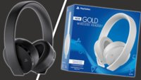 Sony PS4 Gold Wireless Headset im Preisverfall: Bei GameStop aktuell zum Bestpreis