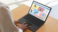 Surface Laptop 3 im Preisverfall: Premium-Notebook zum Schleuderpreis
