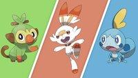 Pokémon Schwert & Schild: Starter-Pokémon – Entwicklungen mit Bildern, Werte und Attacken