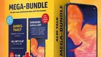 Bei Aldi: Samsung-Handy mit Prepaid-Jahreskarte zum Hammerpreis