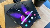 Samsung Galaxy Fold im Test: Ein Erstaufschlag mit Potenzial