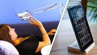 5 DIY Tablet-Halterungen selber bauen – einfach und schnell