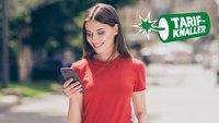 Nur bis morgen – Tarif-Deal für Vielsurfer: 18 GB LTE + Allnet-Flat für 18 Euro im Monat