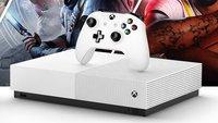 Xbox One S im Preisverfall: All Digital Edition mit 3-Spiele-Bundle zum Top-Preis