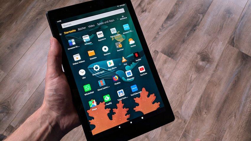 Amazon 10 Euro App