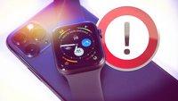 Apple Watch und AirPods nur mit Update-Zwang: Muss das sein?