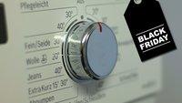 Black-Friday-Woche: Waschmaschinen, Wäschetrockner & Geschirrspüler – die besten Deals
