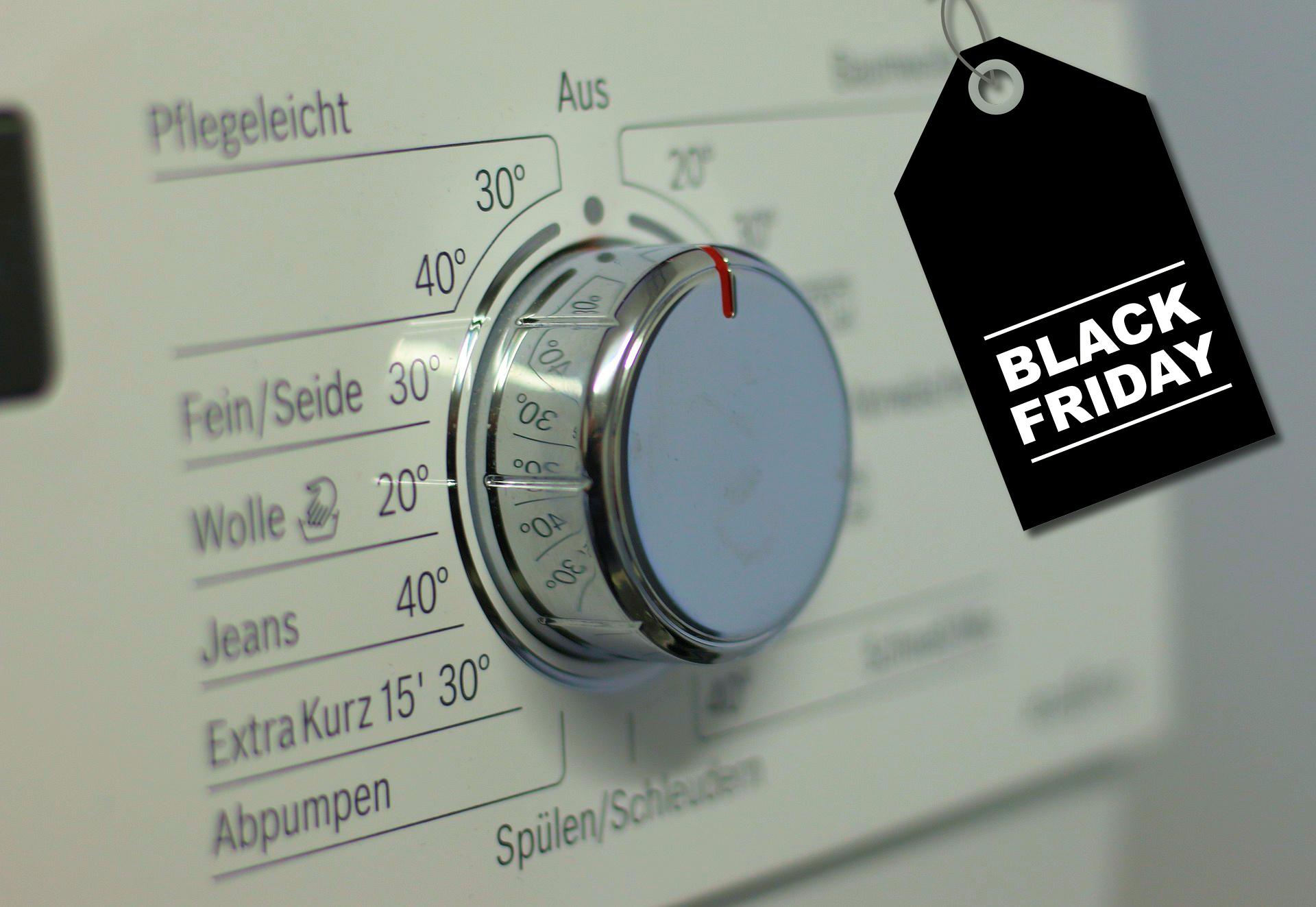 Black Friday Woche Waschmaschinen Waschetrockner Geschirrspuler Die Besten Deals