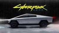 Cyberpunk 2077 ist fast fertig – da ist doch noch Zeit, um den Cybertruck einzubauen