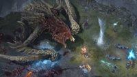 Diablo 4: So sieht ein 8-Spieler-Bosskampf in der Open World aus