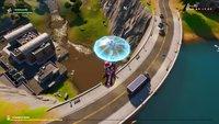 Fortnite: Hydro 16 - Fundort für Zeitprüfung und Eliminierungen