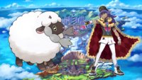 Pokémon Schwert und Schild durchgespielt – nur mit einem unscheinbaren Wolly