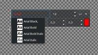 GIMP: Schriftarten hinzufügen – so geht's