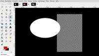 GIMP: Farbe zu Transparenz – so geht's