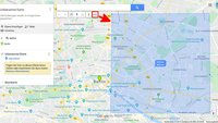 Google Maps: Fläche messen – so geht's