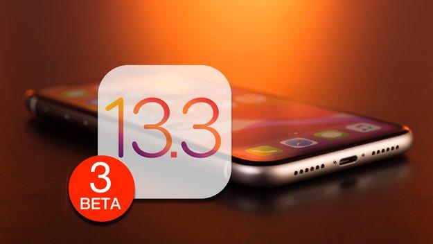 iOS 13.3 Beta 3: iPhone- und iPad-Features im Überblick